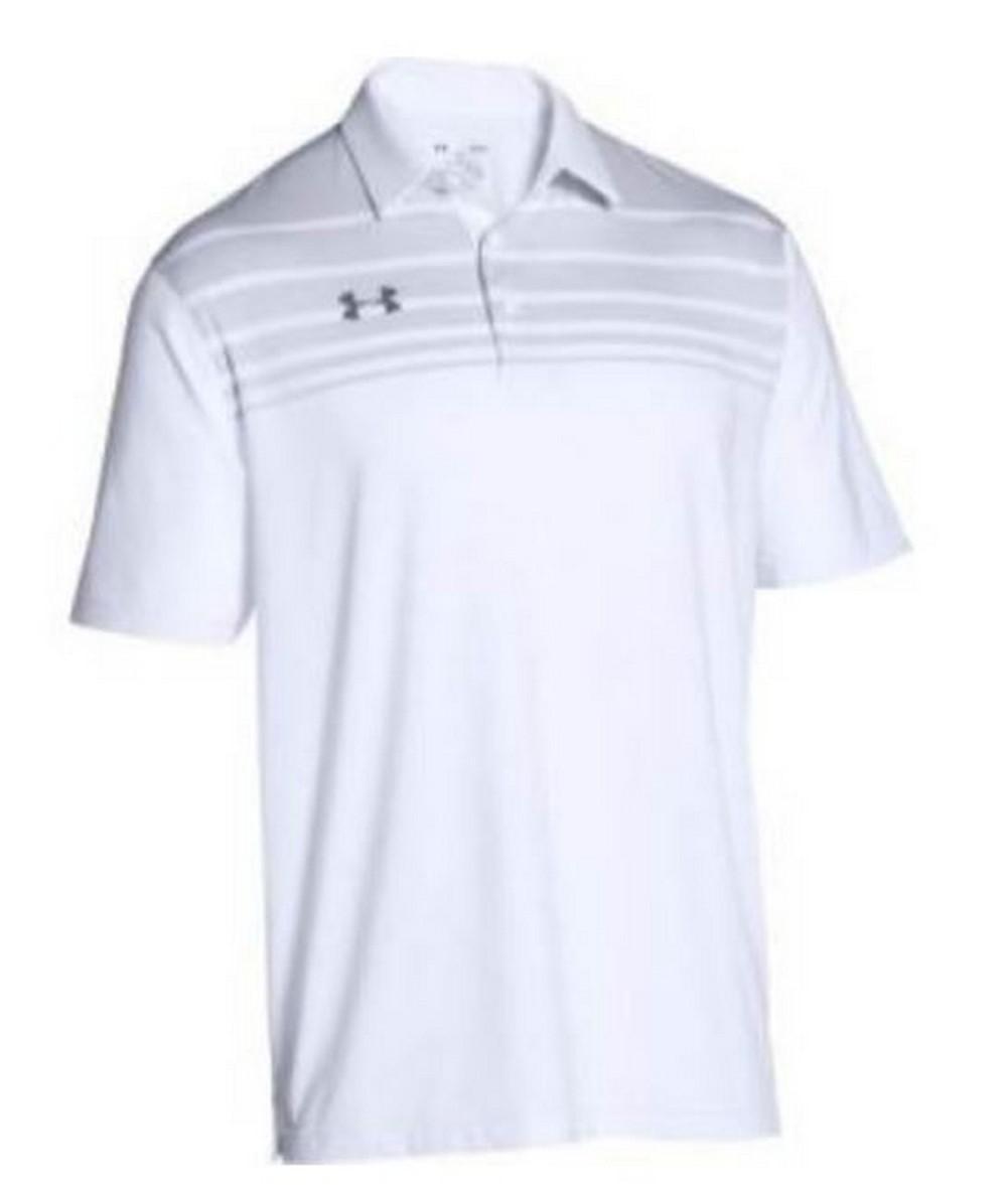 Lyst Under Armour Victor Polo Shirt Ua Short Sleeve Golf Shirts