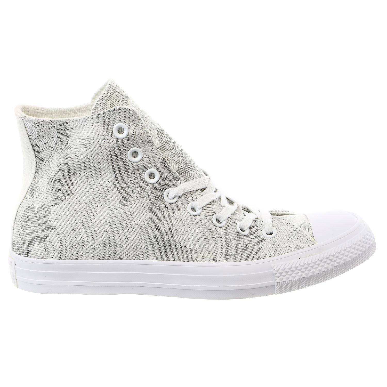 e06c88ea7fd0 Lyst - Converse Chuck Taylor All Star Jacquard Hi Fashion Sneaker