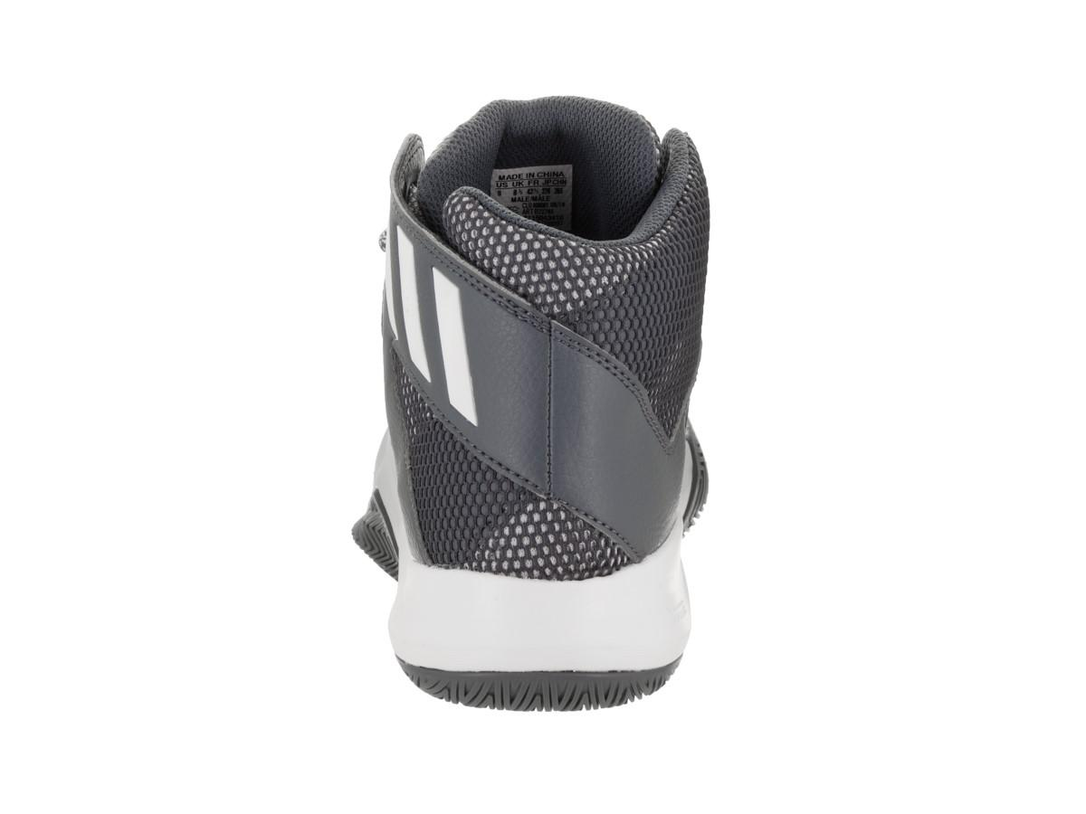 1aa2fd77c986e Lyst - adidas Originals Crazy Bounce Onix ftwwht lgsogr Basketball ...