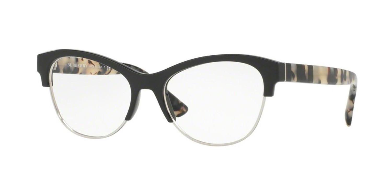 539592853568 Lyst - Burberry Eyeglasses Be 2235 3609 Black in Black