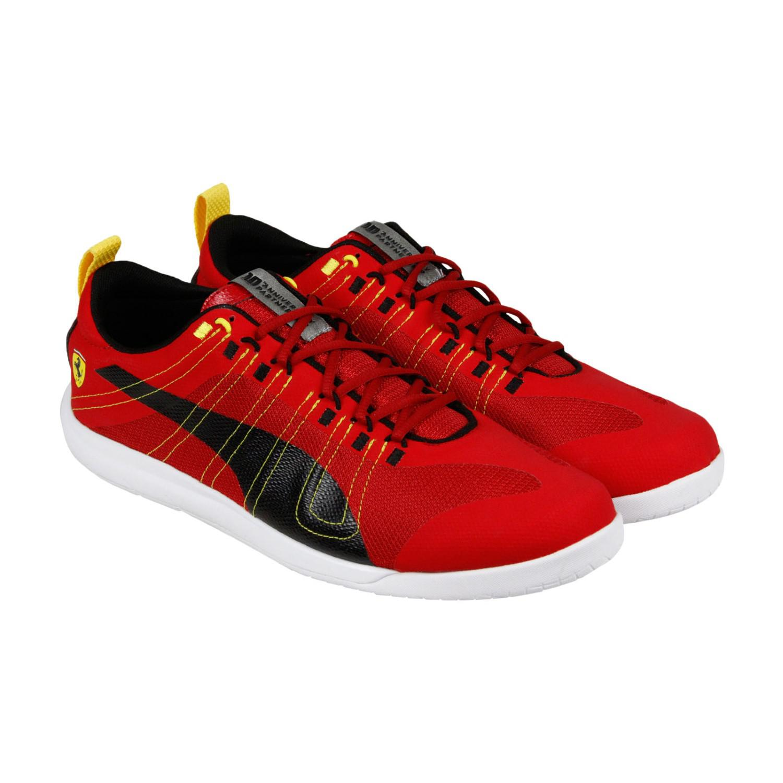 7dcccffe6c08 Lyst - PUMA Tech Everfit + Sf 10 Rosso Corsa black Casual Shoe 8.5 ...