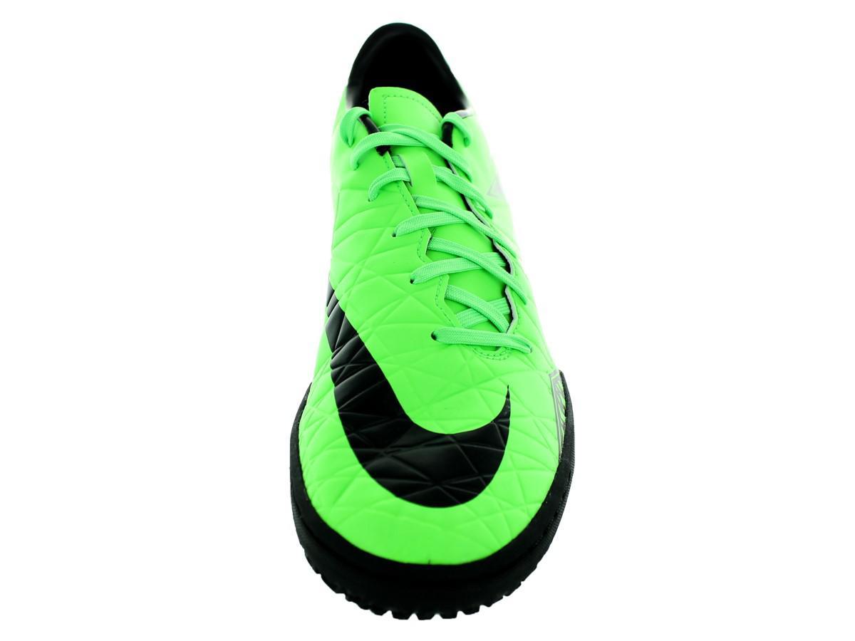 6257826b2 Lyst - Nike Hypervenom Phelon Ii Ic Green Strike/black/black Indoor ...