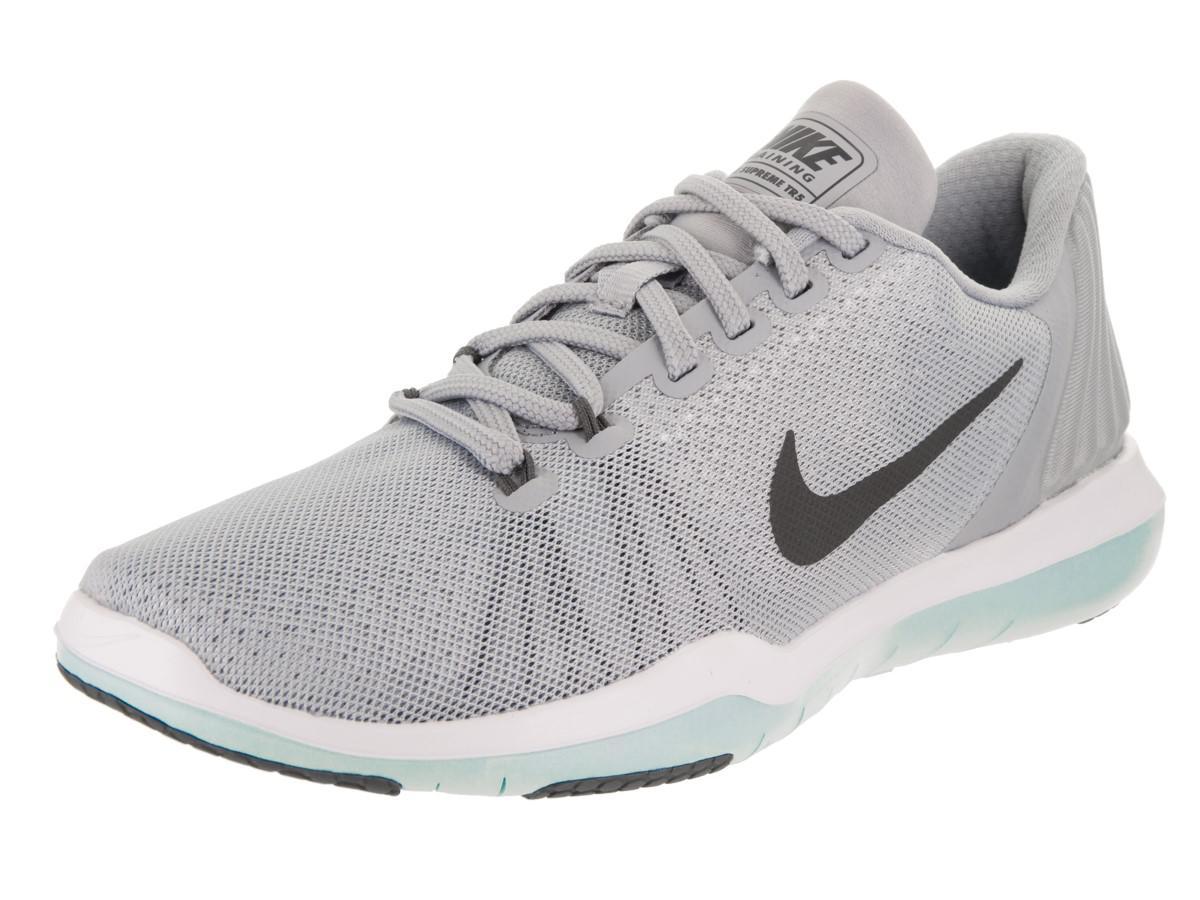 8e317c9dfe97 Lyst - Nike Flex Supreme Tr 5 Training Shoe 6 Us in Gray for Men