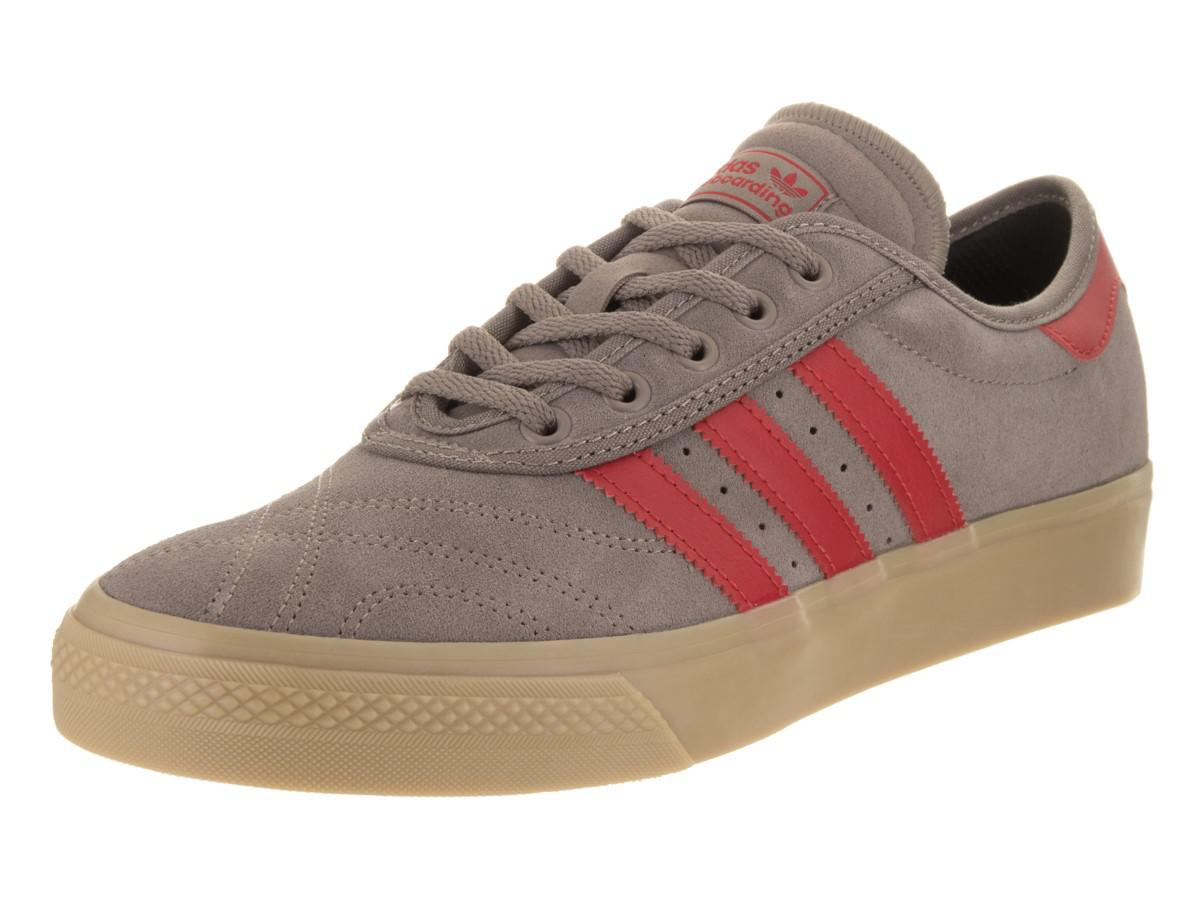 size 40 9fbff 4556f Lyst - Adidas Adi-ease Premiere Skate Shoe in Brown for Men