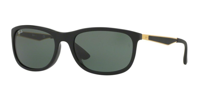 4a856b8d182 Lyst - Ray-Ban Sunglasses Rb 4267 F 622771 Shiny Black in Green