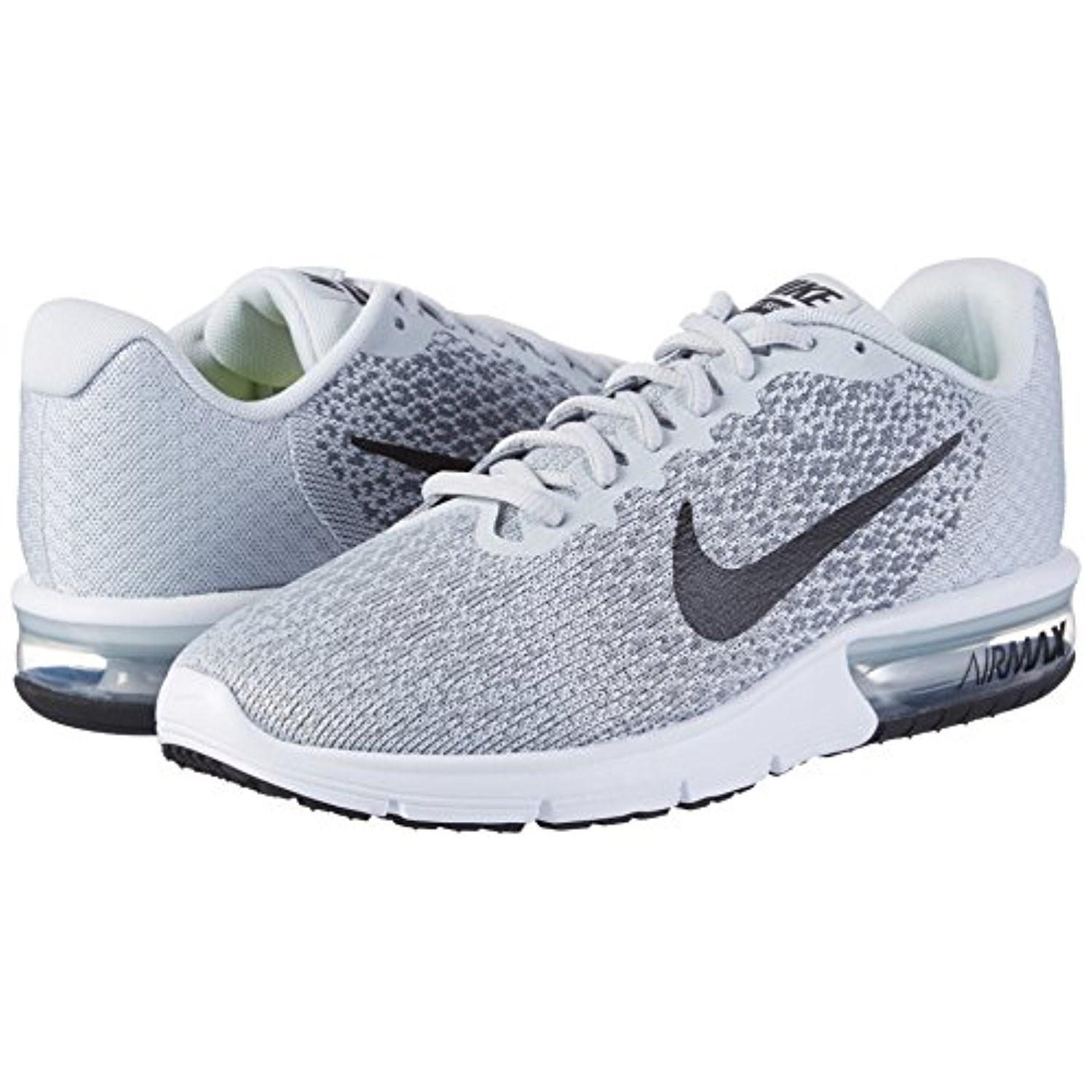 size 40 1bab3 dacff ... order lyst nike air max sequent 2 pure platinum black cool grey in gray  e27fe 2f29b