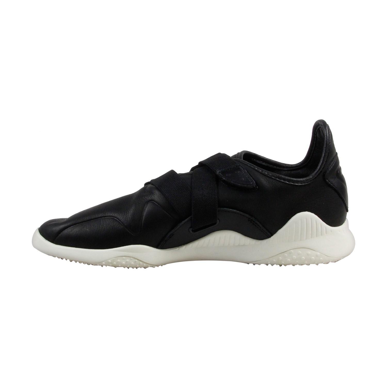 2ea0fefcfdd76a Lyst - PUMA Mostro Premium Black Whisper White Mens Strap Sneakers ...