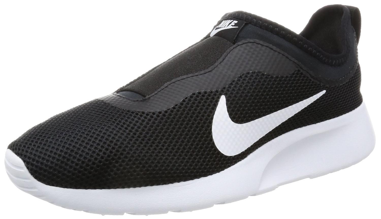 the best attitude 3eeec a9104 Lyst - Nike 902866-002   Womens Tanjun Slip-on Black white (7.5 B(m ...