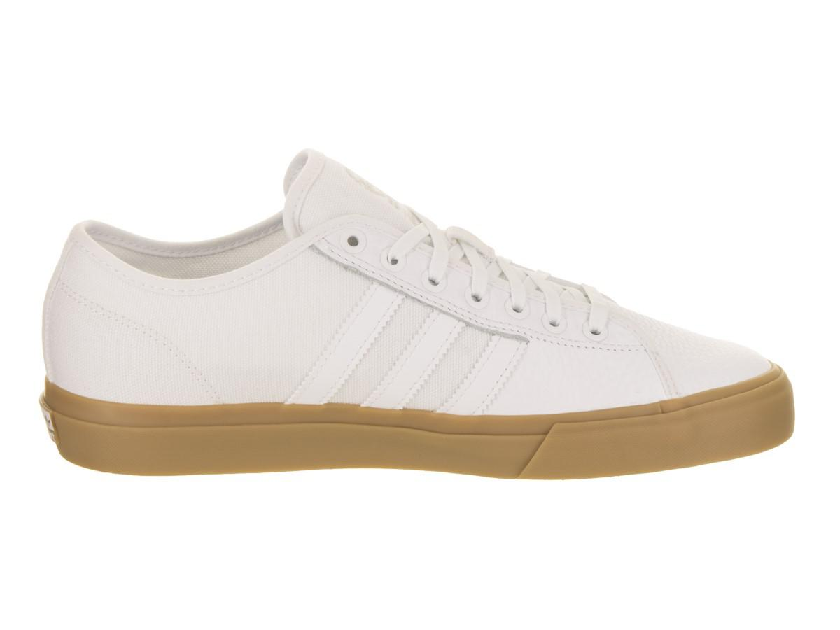 Matchcourt RX Lyst Adidas corriendo blanco / blanco corriendo / Gum 4