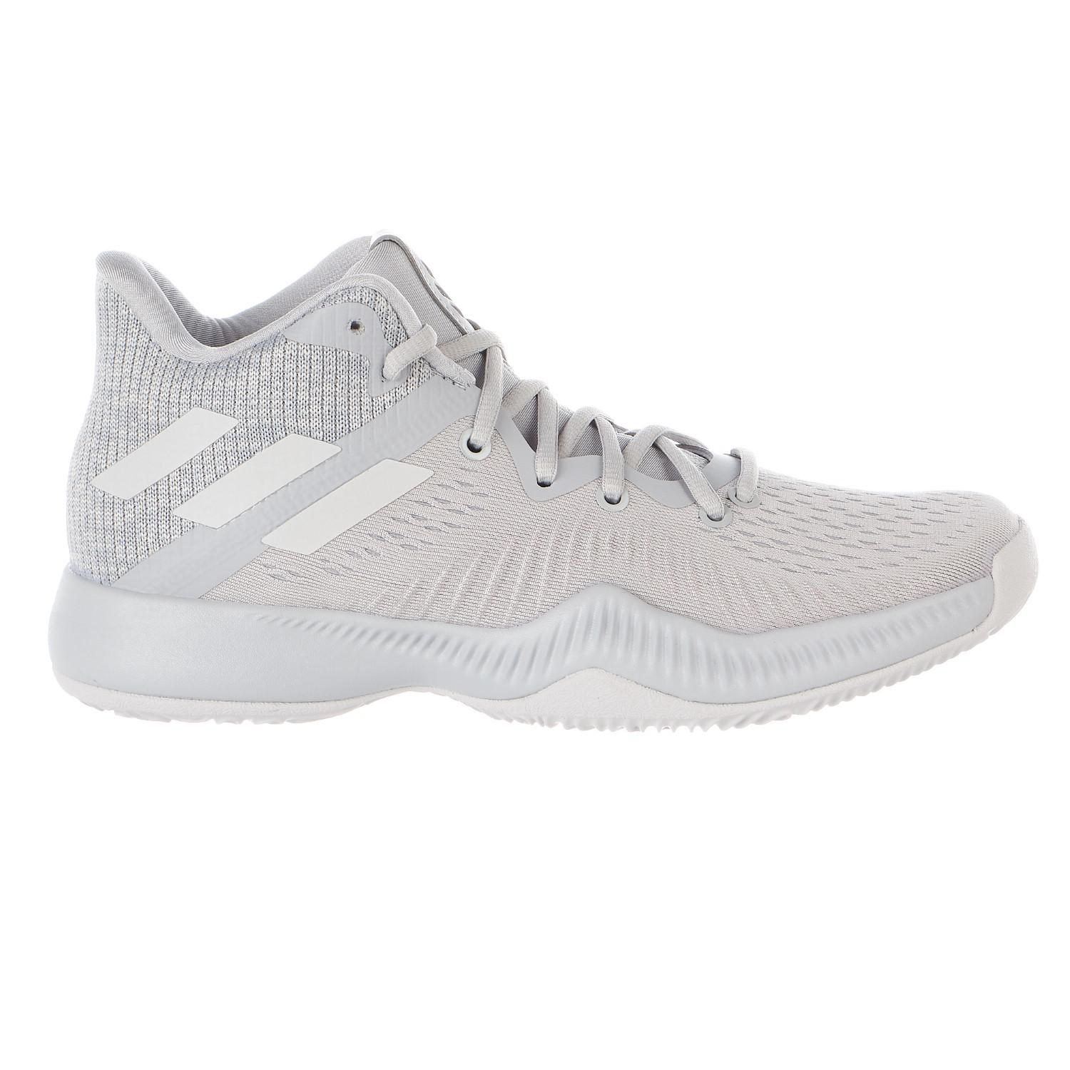 ec3212d2a Lyst - adidas Mad Bounce Light Solid Grey grey One running White in ...