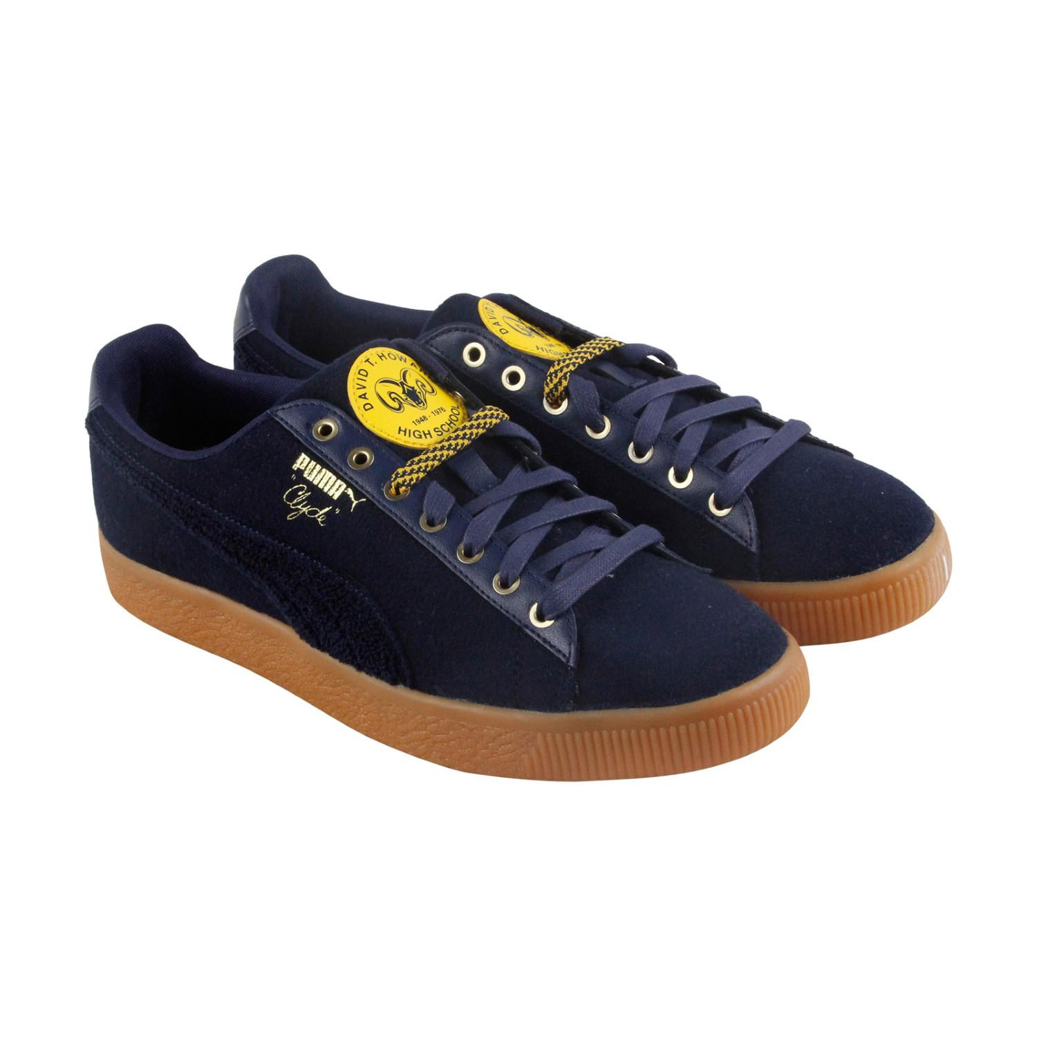cd2811906babcc ... Lyst - Puma Clyde Wool Bhm in Blue for Men - Save 17% ...