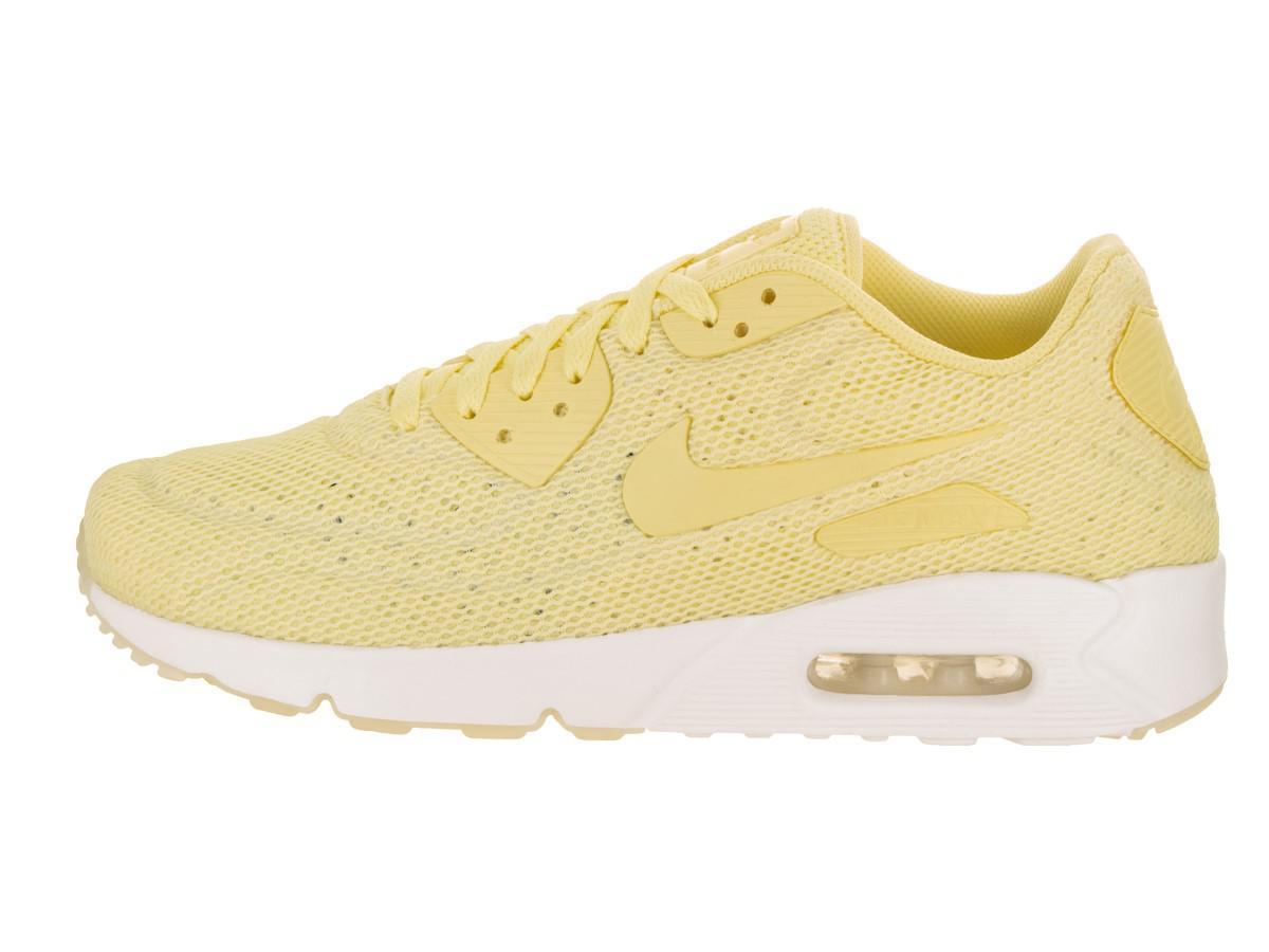 buy popular b0169 a1364 Lyst - Nike Air Max 90 Ultra 2.0 Br Lemon Chiffon lemon Chiffon ...