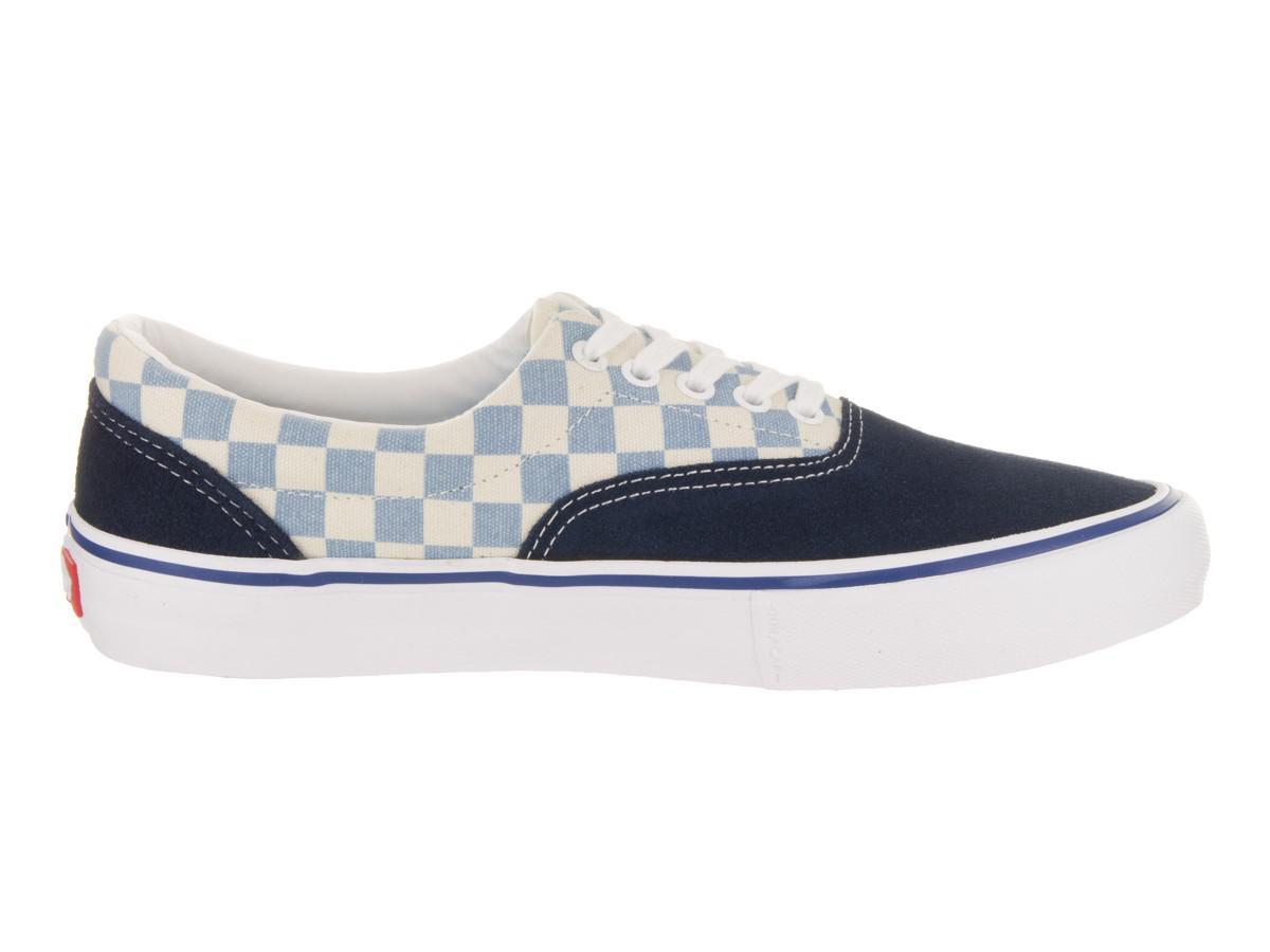 68e993a068 Lyst - Vans Era Pro (checkerboard) Dress Blue Skate Shoe 9 Men Us in ...