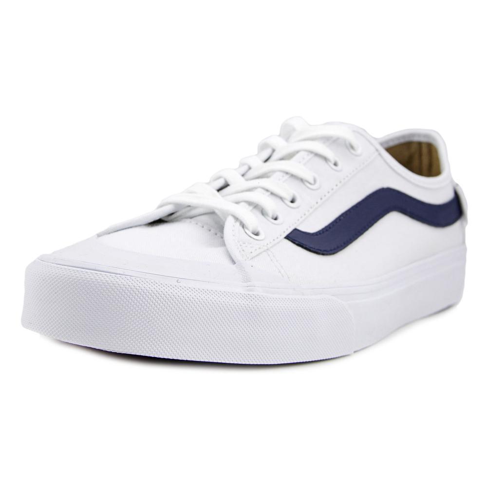 Lyst - Vans Black Ball Sf White Men Us 8 White Skate Shoe in White ... 2d8065ef0