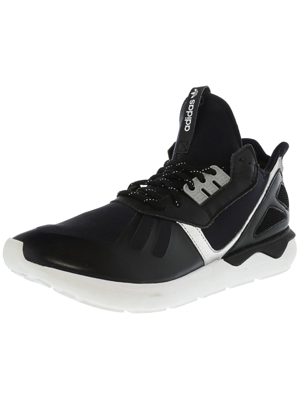 lyst adidas tubulare runner nucleo nero / calzature bianche caviglia alta