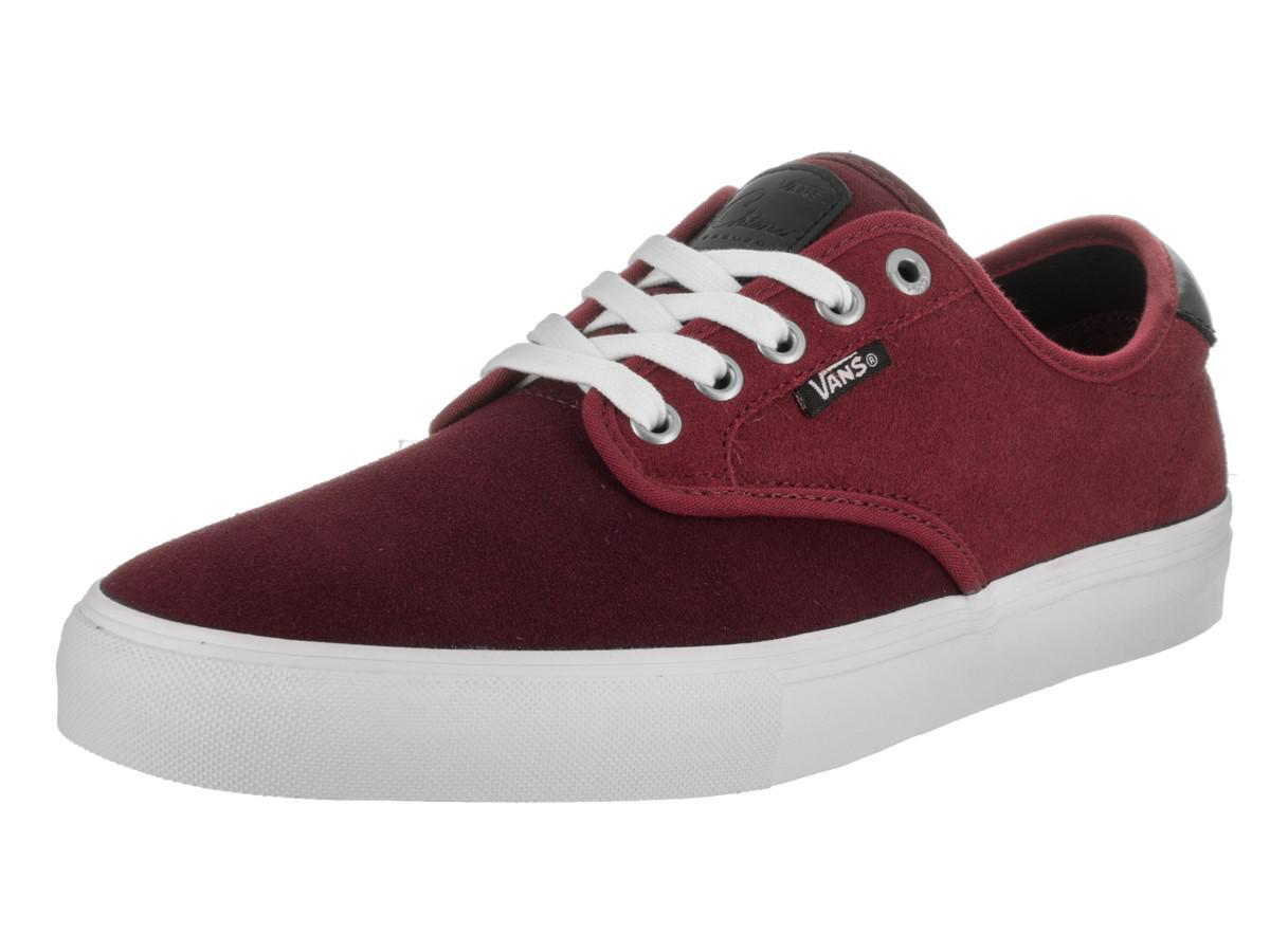Lyst - Vans Chima Ferguson Pro (two-tone) Port Royale rh Skate Shoe ... fafa2b26d