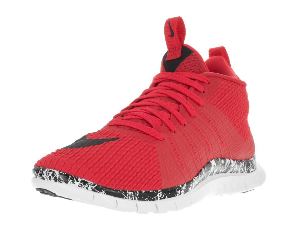 76a9ba27a Lyst - Nike Free Hypervenom 2 Action Red/black White Training Shoe ...