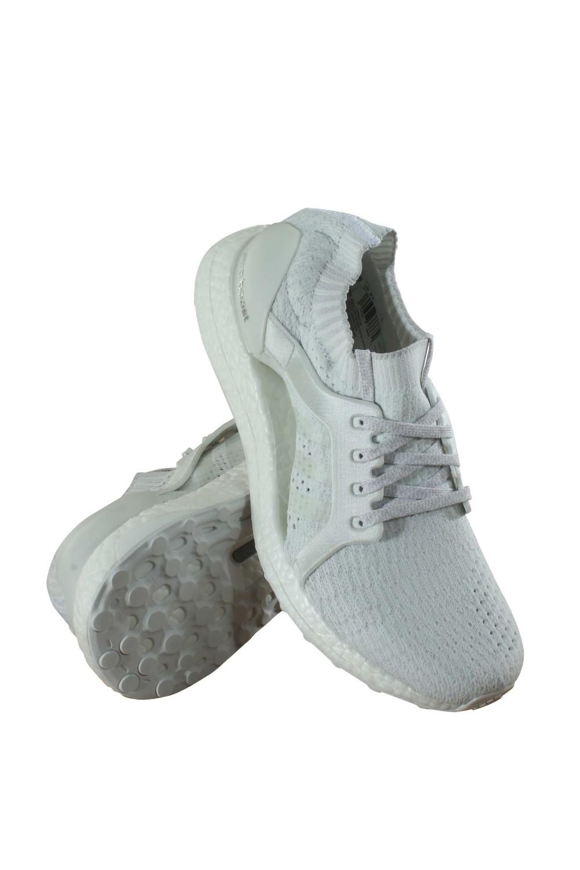 Lyst adidas Originals bb3433 mujeres ultraboost x ftwwht / crywht / Greone