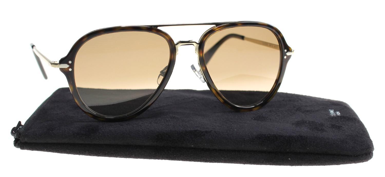 bd15c7a5004ea Lyst - Céline Sunglasses 41374 s 0ant in Brown