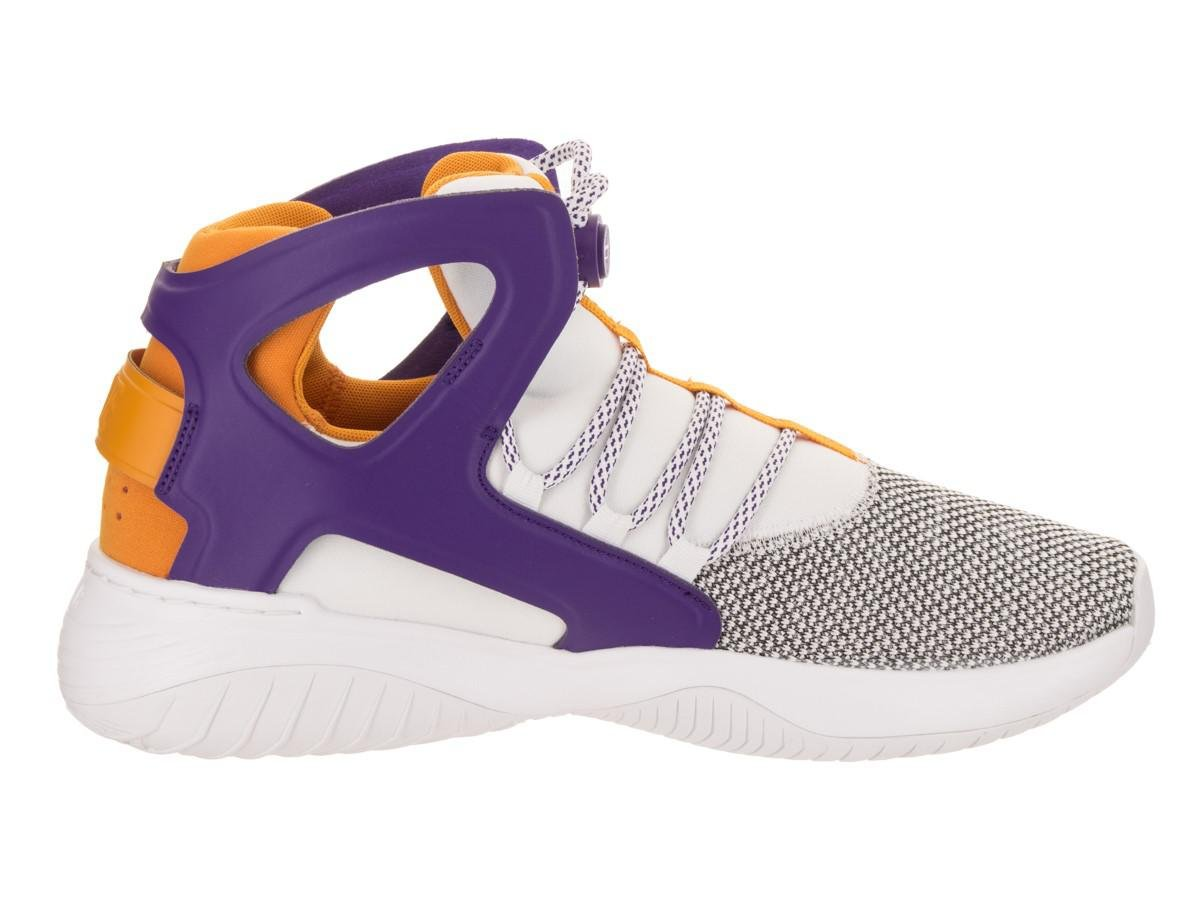71b62959bedc ... switzerland lyst nike air flight huarache ultra white court purple  canyon gold 5aaa7 269b4