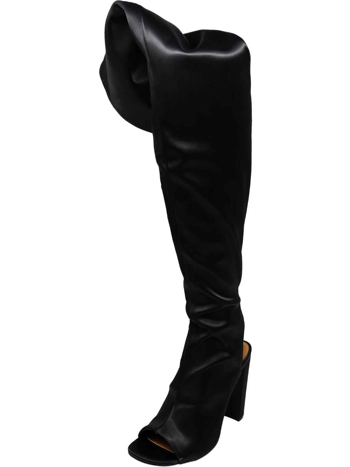 eac022a3ab7 Lyst - Steve Madden Kimmie-s Thigh-high Boot - 8.5m in Black