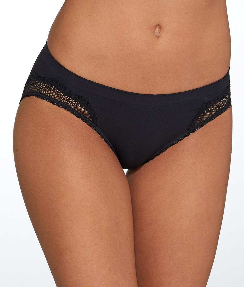 6c4a9295a1 Lyst - Maidenform Casual Comfort Seamless Hipster Dmccsh in Black ...