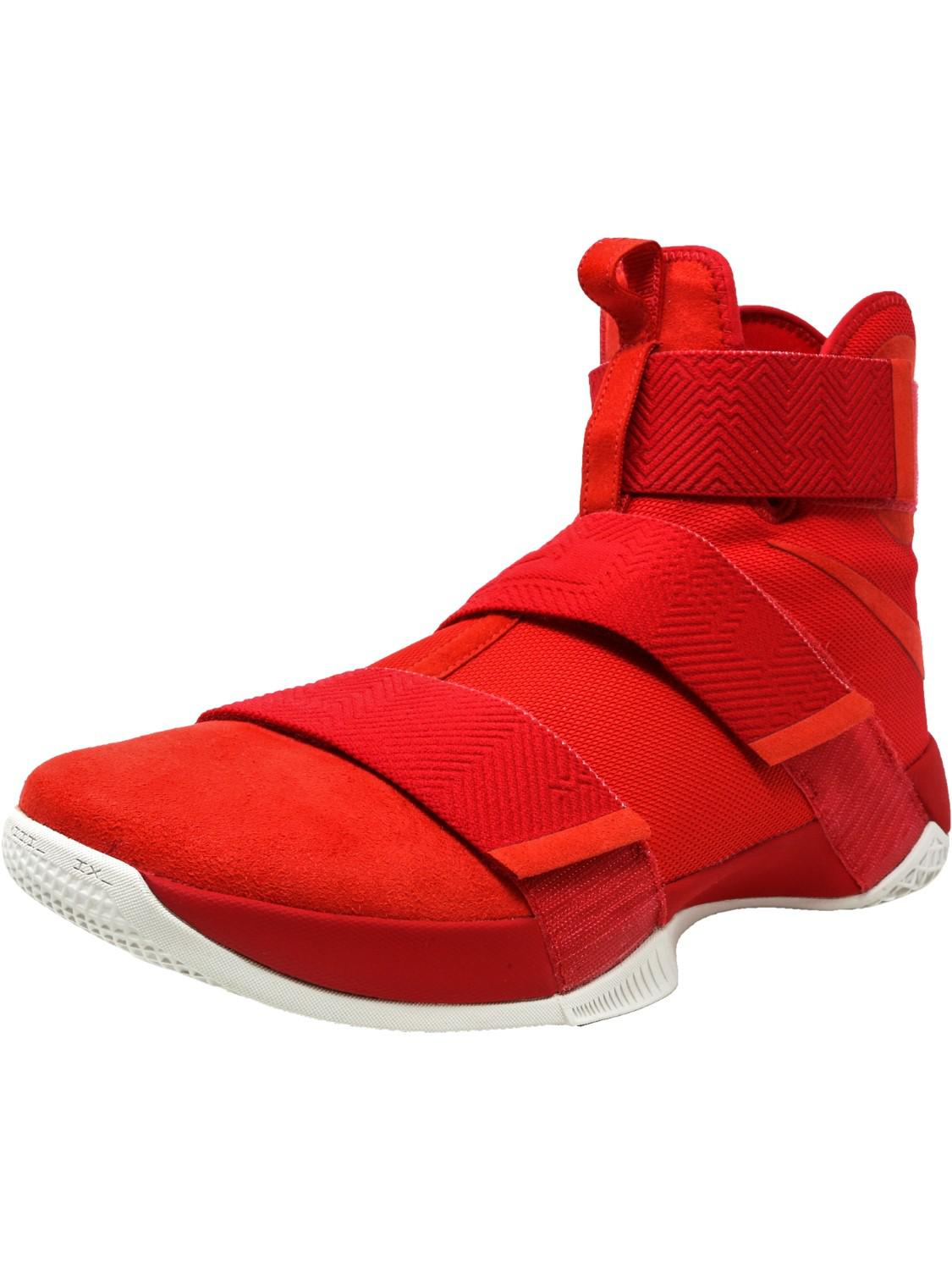 info for b8e91 fcc7f Nike Lebron Soldier 10 Sfg Lux University Red   High-top Basketball ...