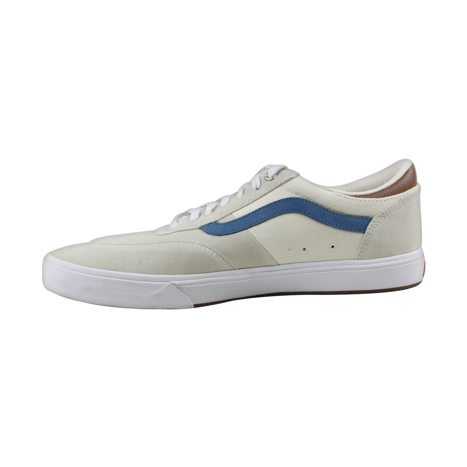 9941cdc030 Lyst - Vans Gilbert Crockett Antique White Lace Up Sneakers in ...