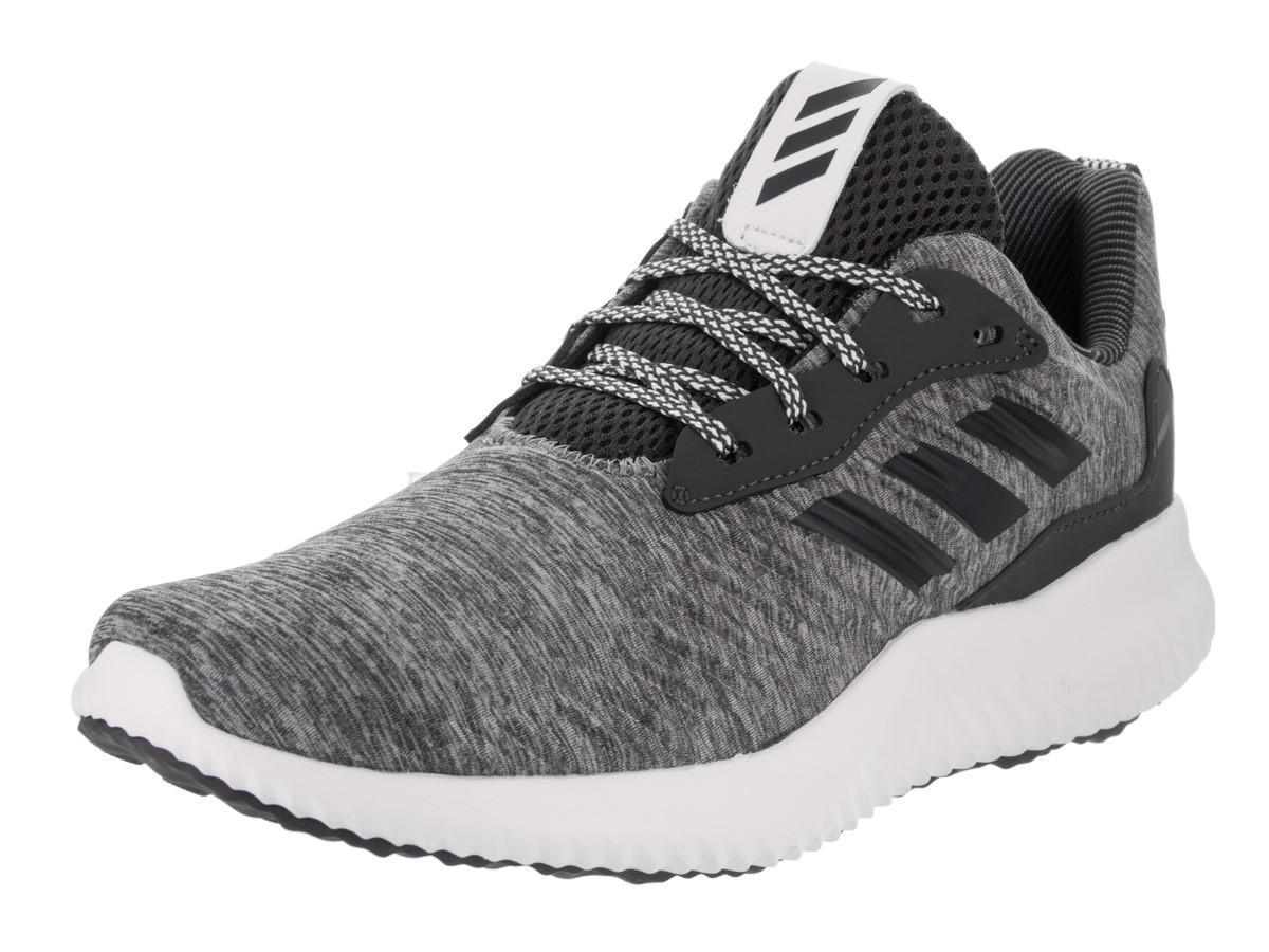 lyst adidas alphabounce rc w grigio scuro / grigio chiaro / bianco a correre