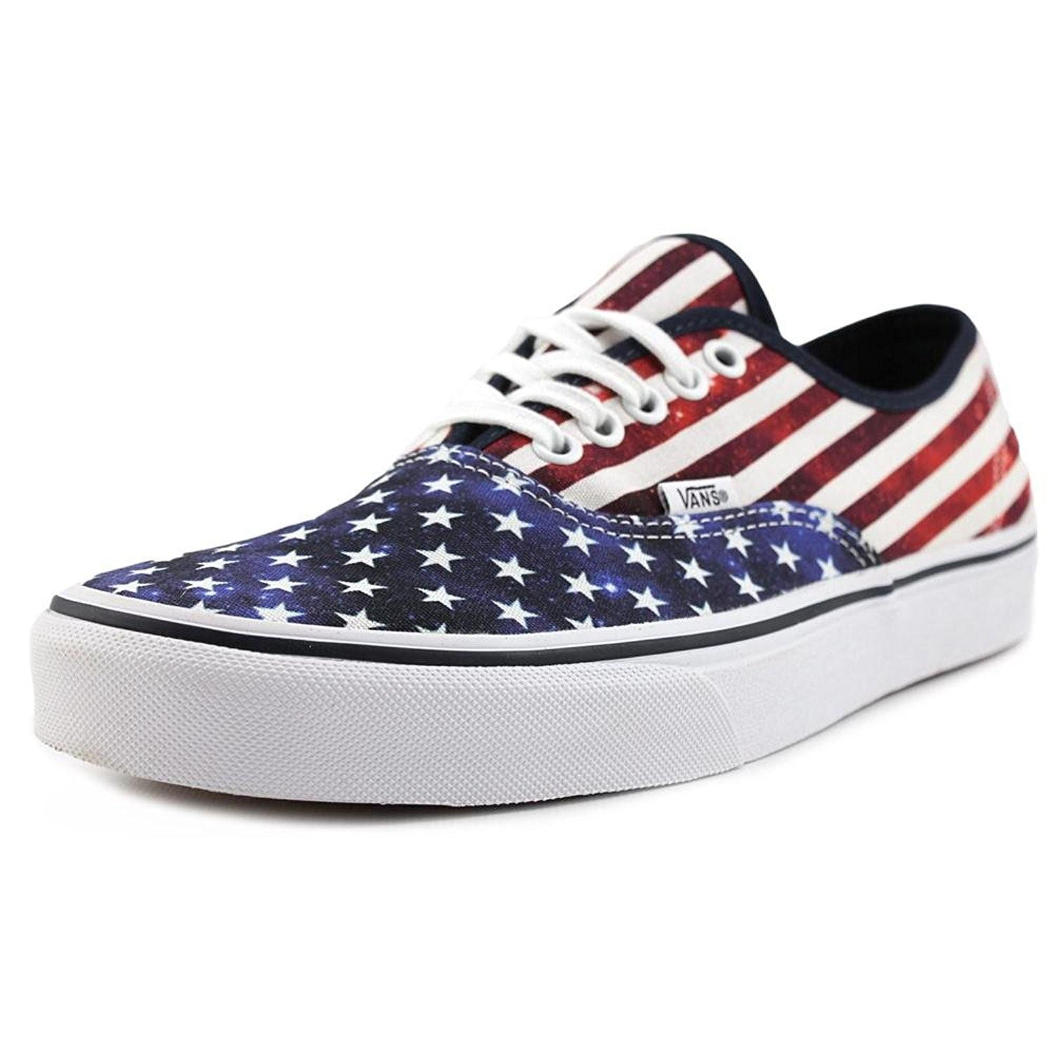 3a736e75b703a Lyst - Vans Authentic Dress Blues T Mens Lace Up Sneakers in Blue ...