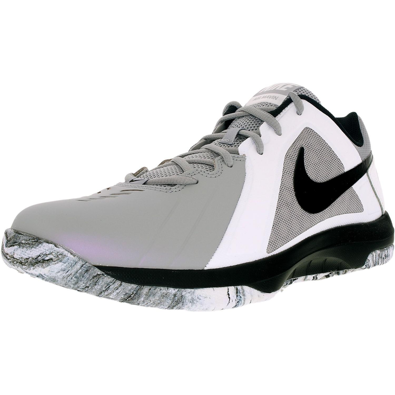 43a5aaf71b12 Lyst - Nike Air Mavin Low Wolf Grey black White pure Platinum Ankle ...