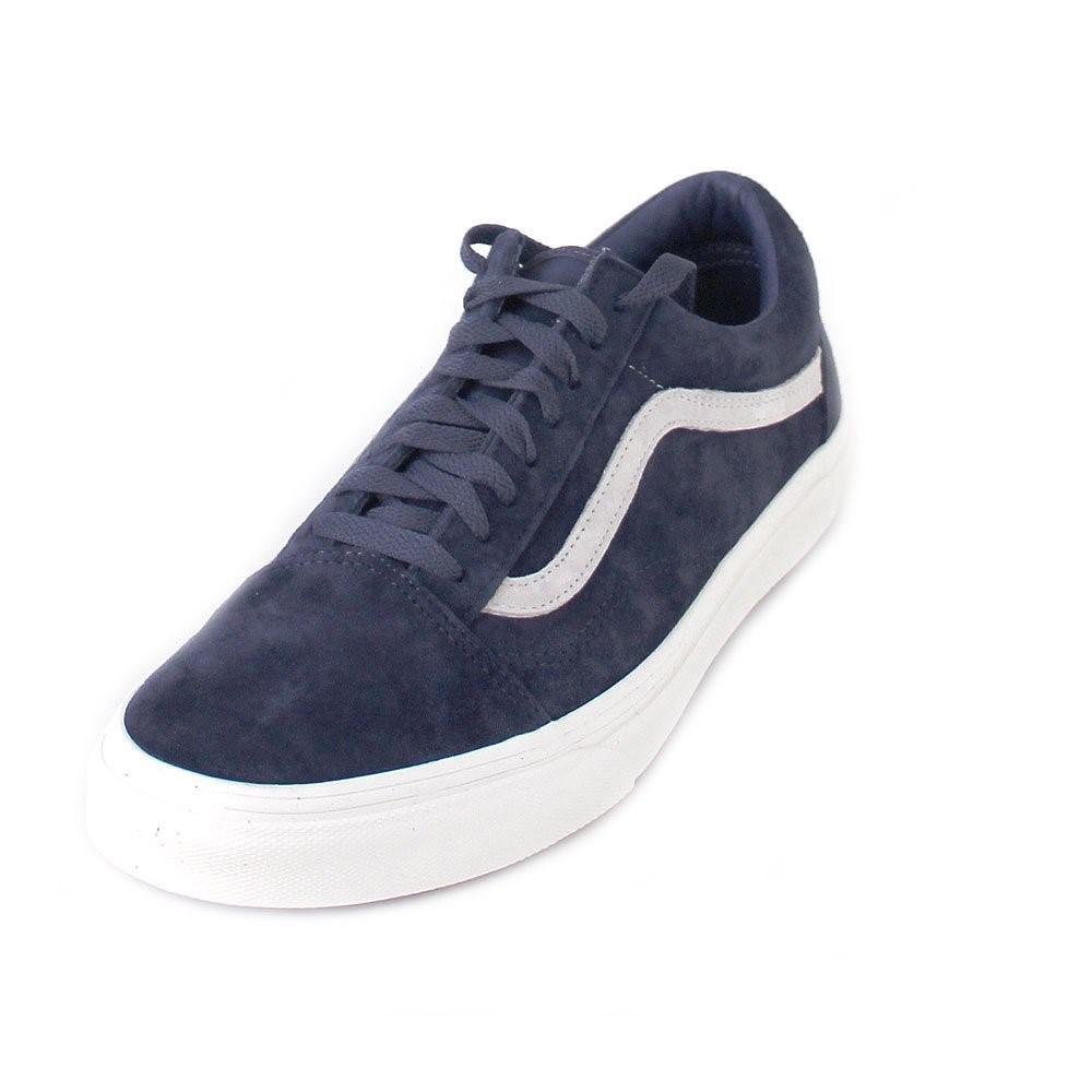 3b7ace44b9bf3a Lyst - Vans Vn-0a38g1r1d   Unisex Old Skool Skate Shoes Parisian ...