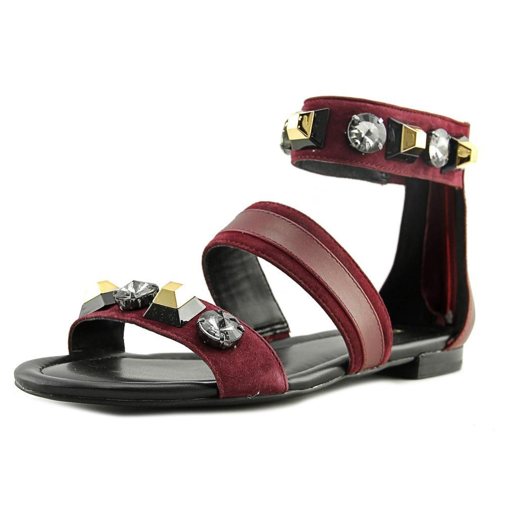 3b2c8aaf Lyst - Nine West Uzoma Women Us 6.5 Burgundy Slingback Sandal