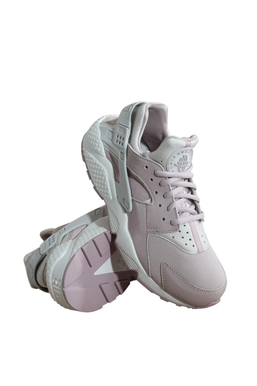 5332a106c062 Lyst - Nike 634835-029 Wmns Air Huarache Run Vast Grey Particle Rose ...