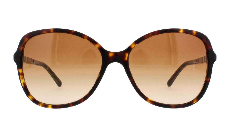 676487df12a Burberry - Brown Sunglasses Be4197 300213 Havana 58mm - Lyst. View  fullscreen