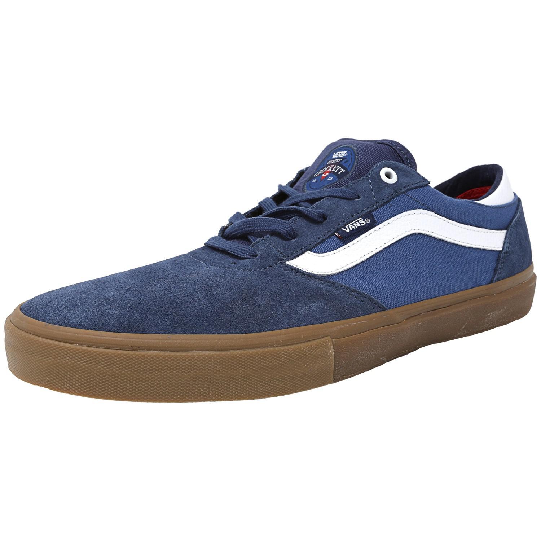 02a35e9c755b Lyst - Vans Gilbert Crockett Pro Blue   White Gum Ankle-high ...