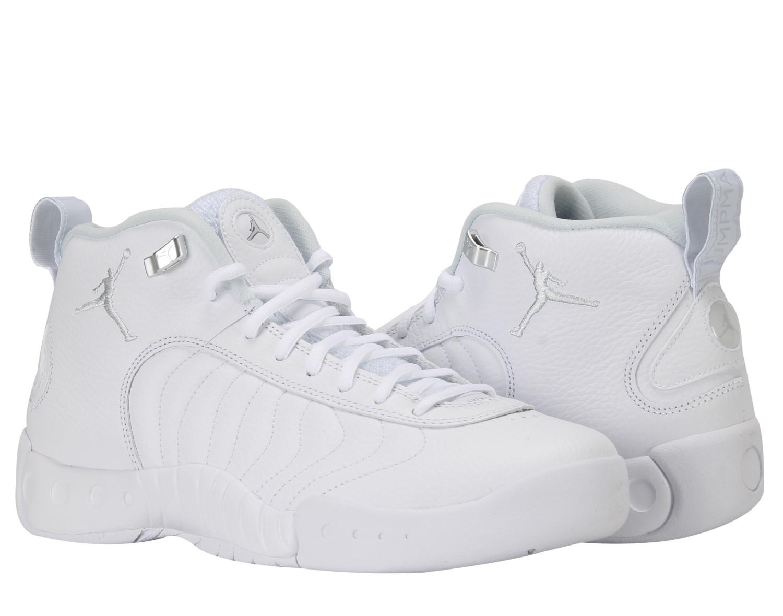 san francisco 8238d 298c9 ... team ii basketball shoe 14de5 b4854  spain lyst nike jordan jumpman pro  in white for men 17098 9a382