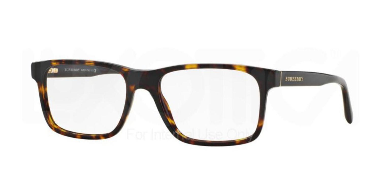 9caf98a33b0 Lyst - Burberry Eyeglasses Be 2198 3002 Dark Havana