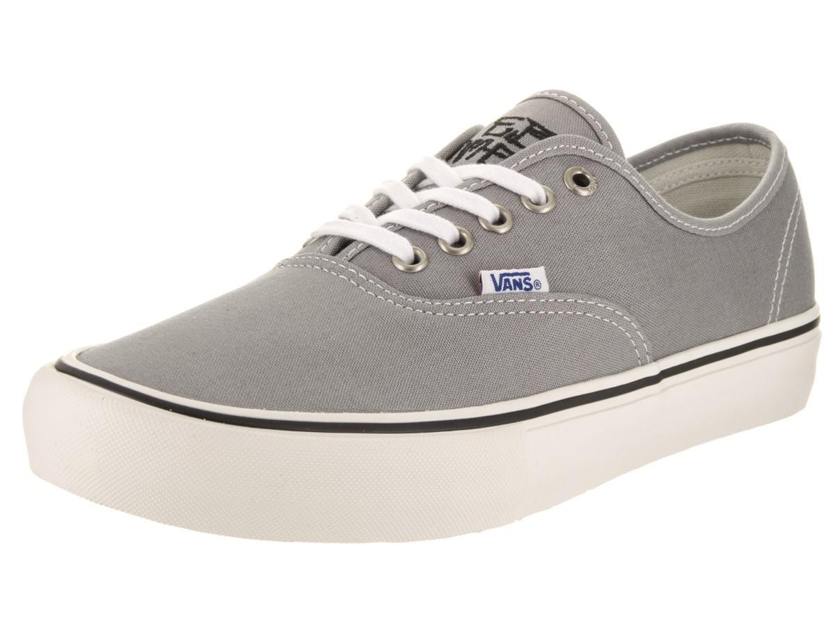 330a62d47af1b6 Lyst - Vans Authentic Pro (elijah Berle) Grey Skate Shoe 8 Men Us in ...