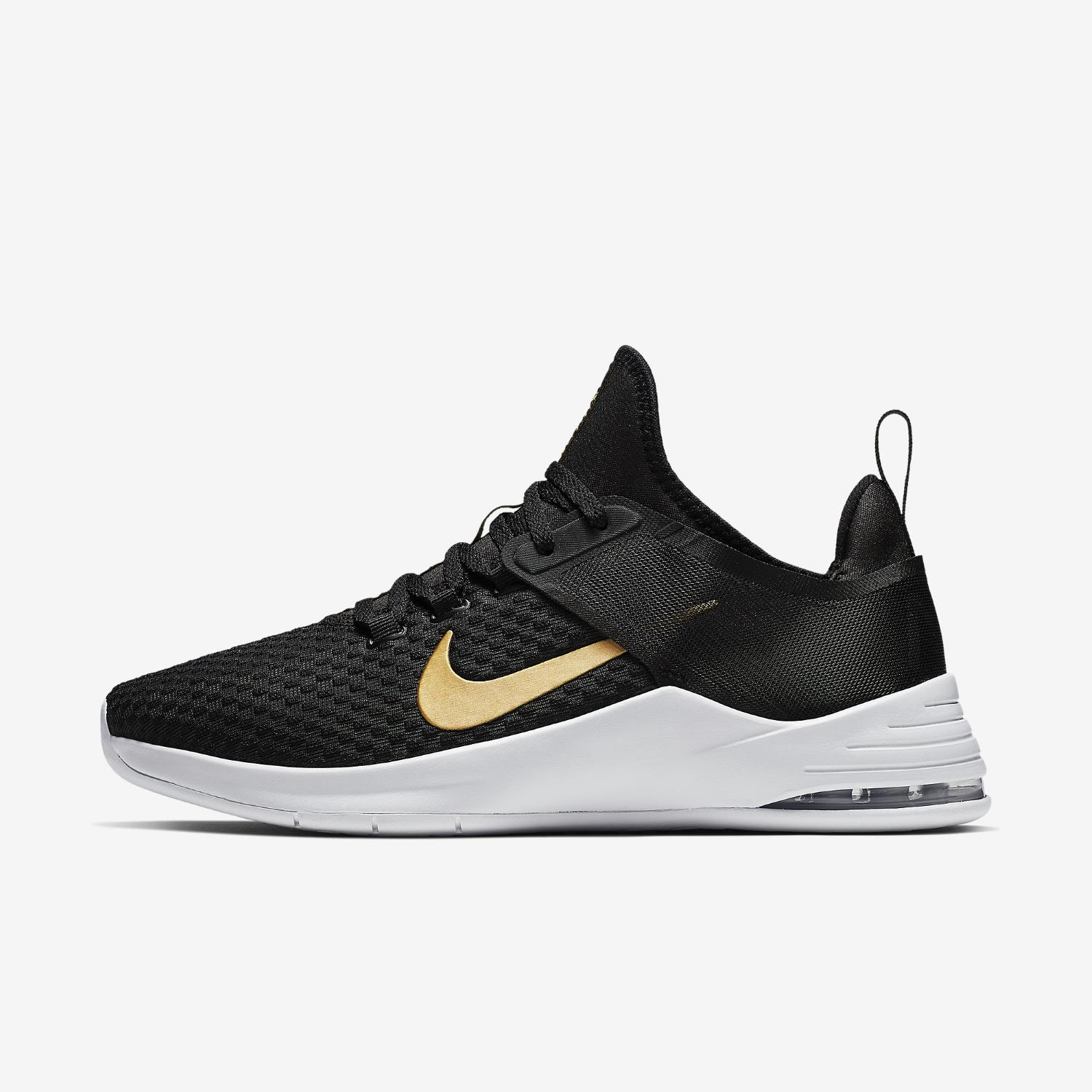 best sneakers 9ce88 afc8b Nike. Women s Black Air Max Bella Tr 2 Training Shoe