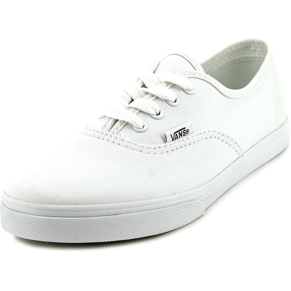 204cb27b18 Lyst - Vans Authentic Lo Pro Youth Us 12 White Sneakers in White