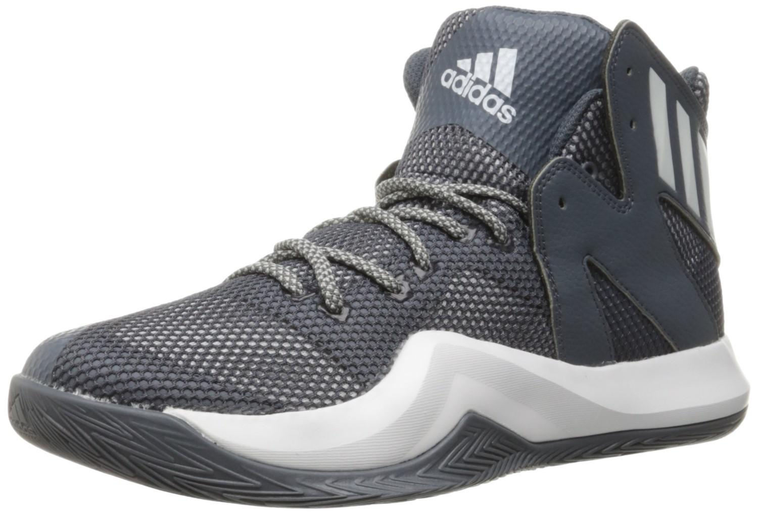 Lyst - Adidas Crazy Bounce Basketball Shoe 11.5 Us in Gray for Men cbbd2d0d7