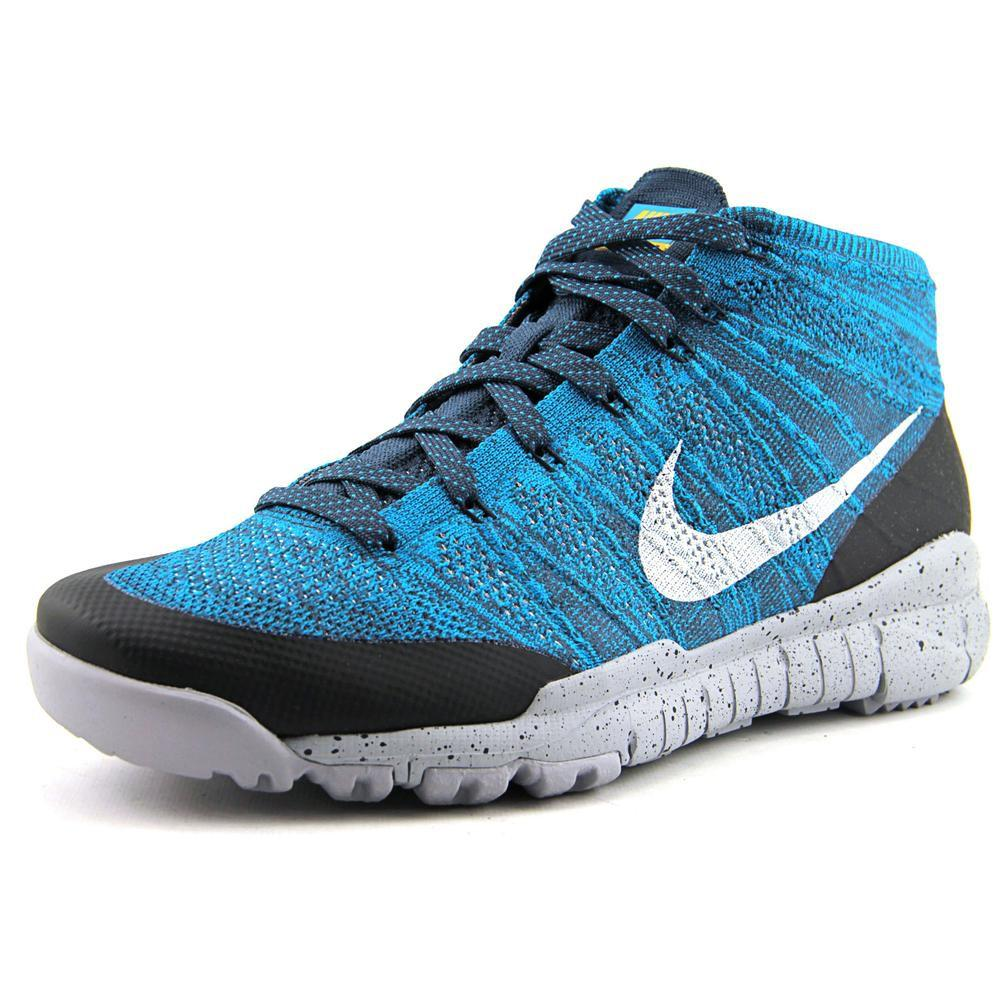 low priced e1e96 db331 Lyst - Nike Flyknit Trainer Chukka Fsb Men Us 10.5 Blue Sneakers in ...