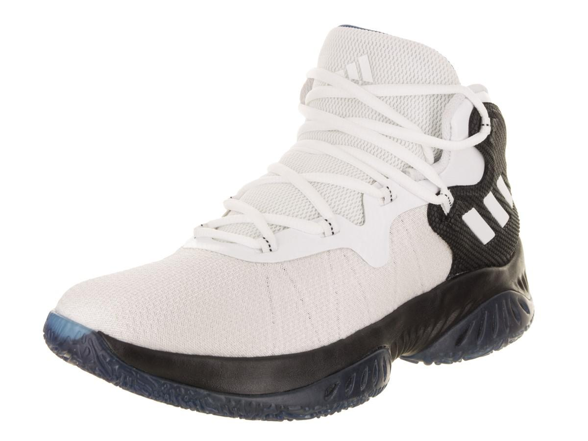 2f0a050e2 Lyst - Adidas Explosive Bounce Basketball Shoe in White for Men