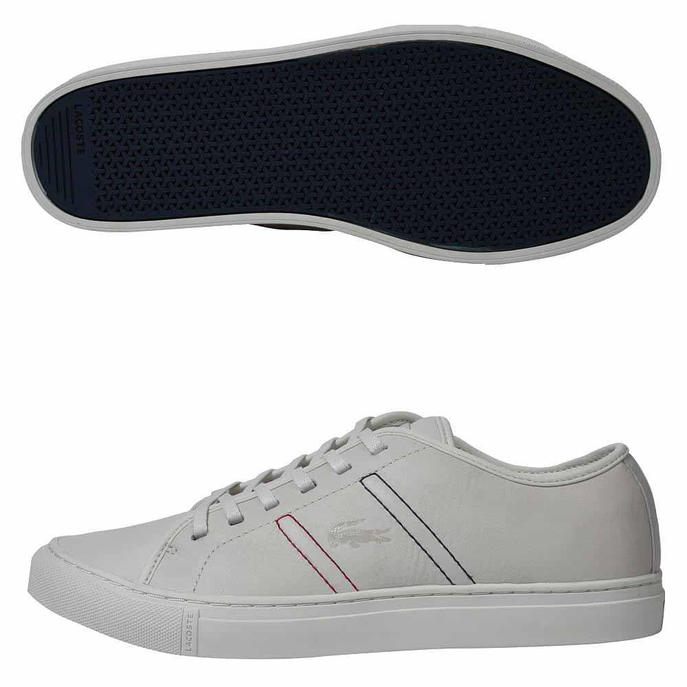 285a892fe2c592 ... Lyst - Lacoste Cerberus 8 in White for Men shoes for cheap 71886 74255  ...