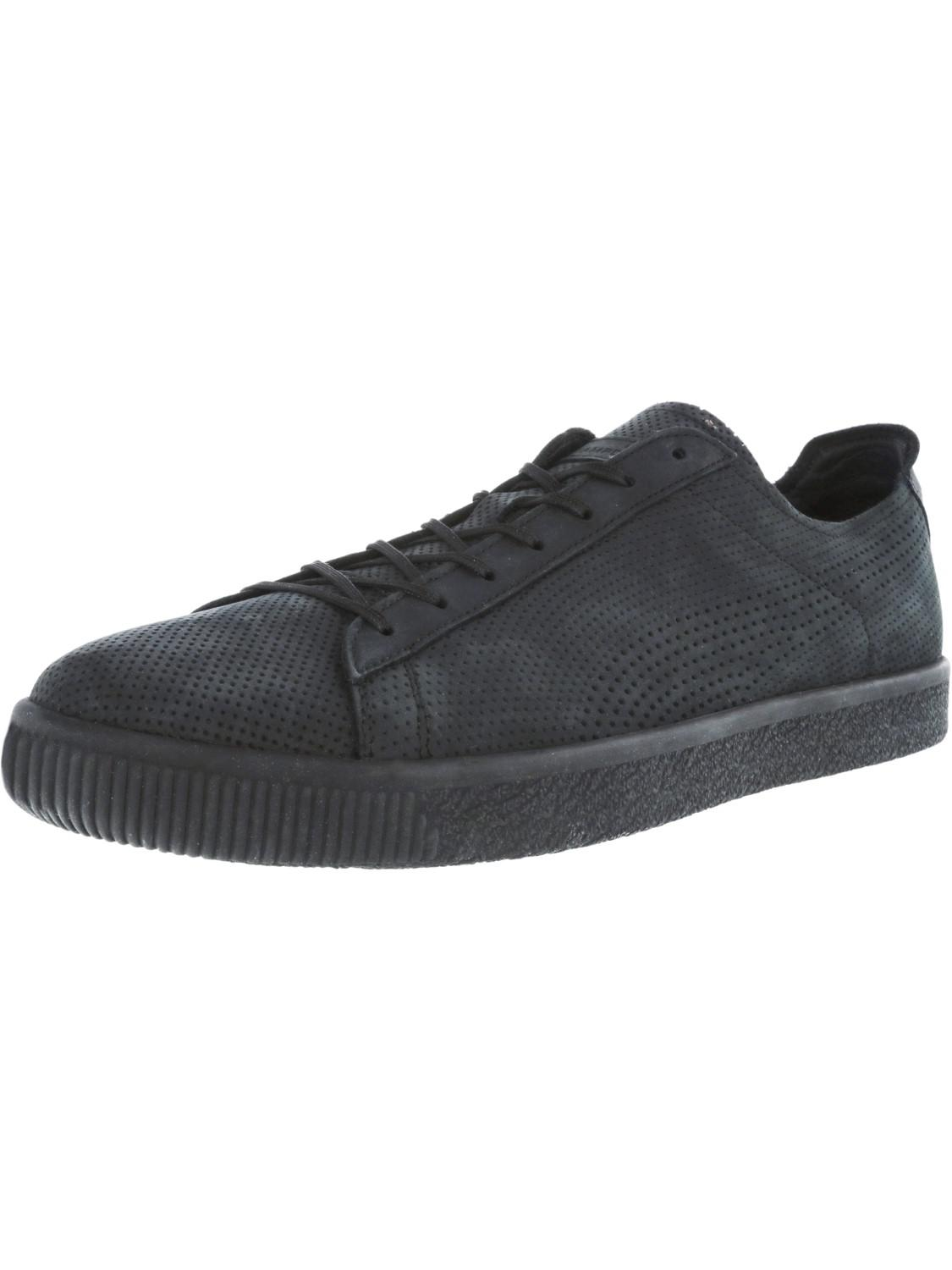 f26b7bf04da Lyst - Puma Stampd Clyde Ankle-high Leather Fashion Sneaker - 13m in ...