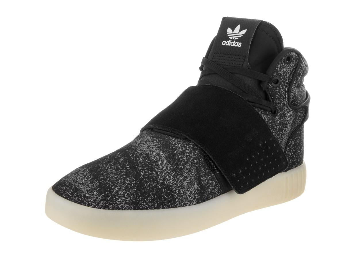 adidas Originals Men's Tubular Invader Strap JC Running Shoe