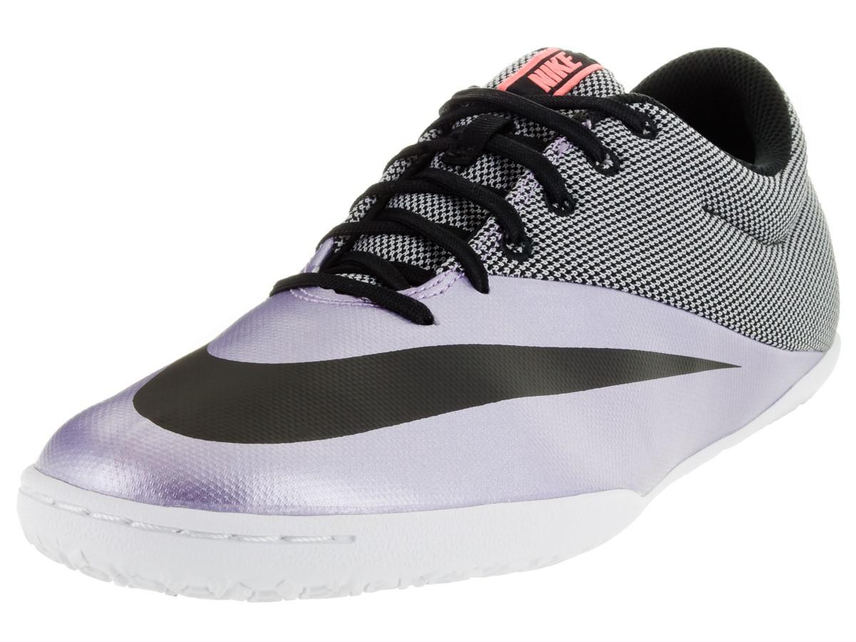 Lyst - Nike Mercurialx Pro Ic Urban Lilac black bright Mango Indoor ... d9837cdfeb