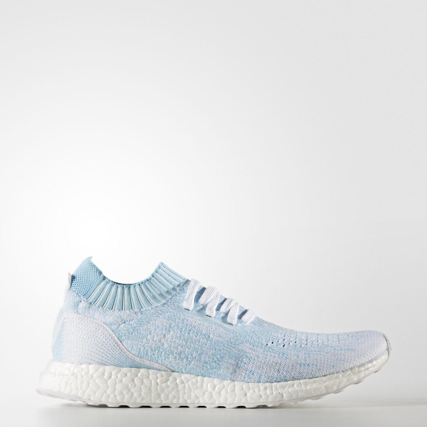 3748aeee0 Lyst Ultraboost Blue Shoes Adidas Originals Parley Uncaged In USwfUpq