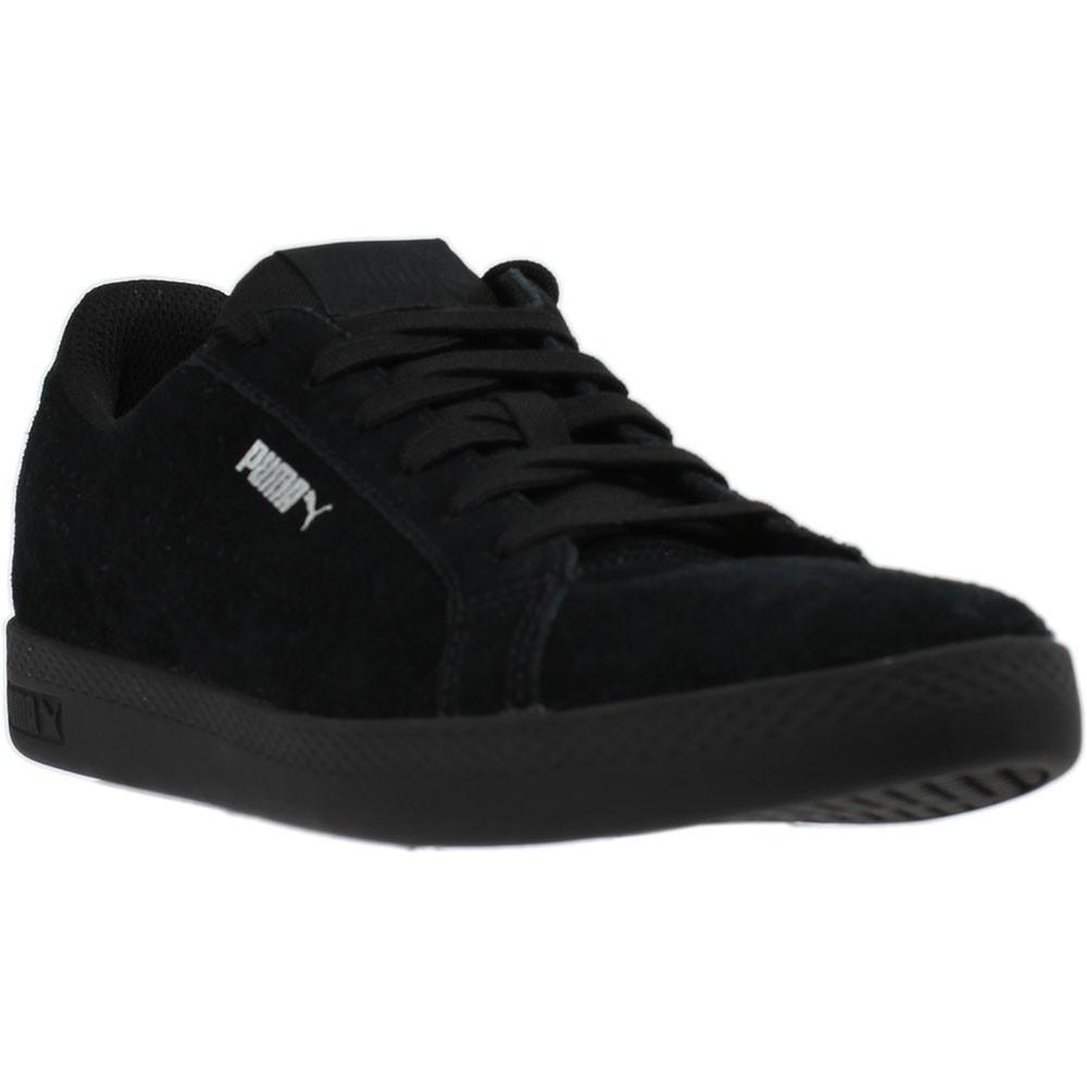 9aba6524b66 Lyst - PUMA Smash Perforated Sd in Black for Men
